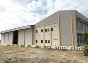 เช่าโรงงานลาดกระบัง สุวรรณภูมิ : Rental / Selling : Manufactories with Warehouse in Samutprakarn , Bangna Trad 23 & 26 , 3 Rai Close to Suvanaphum Logistic area ขายและปล่อยเช่าโรงงานสำเร็จรูปใหม่ ใกล้ระบบโลจีสติค สุวรรณภูมิ 3 ไร่ ออกบางนาตราด กม 23,26 • พื้นที่อาคารโกดัง : 1,152 ตรม.