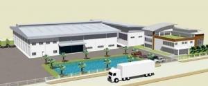ขายโรงงานฉะเชิงเทรา : ขายโรงงานผลิตชิ้นส่วนรถยนต์ ฉะเชิงเทรา , ขนาด 5 ไร่ 3 งาน 48 ตรวSelling : Auto Part Factory with Warehouse , Chachuengsao , 5 Rai +  🔥🔥Selling Price : 159,000,000 THB 🔥🔥• อาคารสำนักงาน : 40 x 70 M • อาคารสูง 12 M• พื้นรับน้ำหนักได้ 5 ตัน / ตรม.#Warehouser