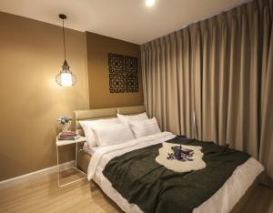 เช่าคอนโดสุขุมวิท อโศก ทองหล่อ : The Nest Sukhumvit 22 ขนาด 1นอน ห้องสวย ตกแต่งหรูหรา เป็นสัดส่วน เครื่องซักผ้า ตู้เย็น ไมโครเวฟ เฟอร์+ไฟฟ้าครบ ใกล้ BTS พร้อมพงษ์