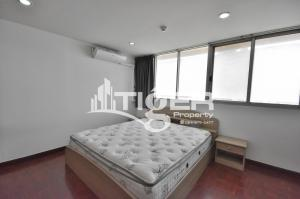 For RentCondoSukhumvit, Asoke, Thonglor : 2-bedroom / 2-bathroom unit for rent at Tai Ping Towers SIZE: 102sqm FLOOR: 8rd BTS: Ekkamai