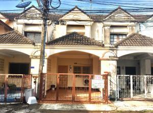 ขายทาวน์เฮ้าส์/ทาวน์โฮมจันทบุรี : ทาวน์เฮ้าส์ 2 ชั้น  หมู่บ้านศิลาพรวิลล์เฟส 1