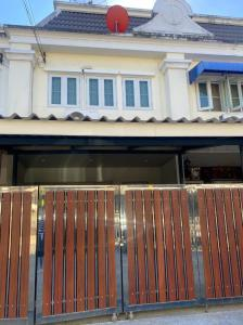 For RentTownhousePattanakan, Srinakarin : For rent townhome The Exclusive Suan Luang Rama 9 AOL-F72-2102003394.