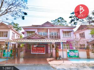 For SaleHouseChachoengsao : House for sale Chonprapa Village Lakeside and Garden Home Plangyao, Chachoengsao