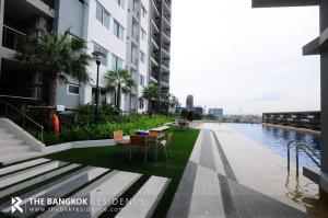For SaleCondoRama9, RCA, Petchaburi : Hot Price! Corner Room 2 Beds Condo Near BTS Thong Lo - Supalai Park Ekkamai-Thonglor @5.8MB