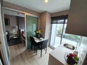 For RentCondoBang kae, Phetkasem : For rent, Chewathai Phetkasem 27, fully furnished, brand new room, opposite Siam University, near BTS Bang Wa
