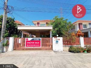 For SaleHousePattaya, Bangsaen, Chonburi : House for sale Family City (Family City) Na Pa Chonburi.