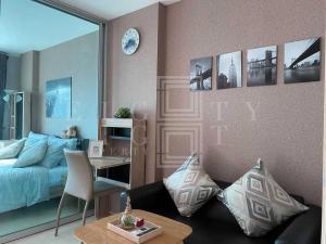 ขายคอนโดลาดพร้าว101 แฮปปี้แลนด์ : For Sale/Rent Aspire Ladprao 113 (29 sqm.)
