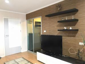 For SaleCondoPattanakan, Srinakarin : Lumpini Place Srinakarin-Huamark Station, number of bedrooms, 1 bedroom, total area of 32.5 floors, 20. Sale price (baht) 3,200,000 ฿ -------------