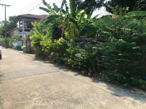 For SaleLandLadprao 48, Chokchai 4, Ladprao 71 : Land along the expressway 133 square wa, good location, close to the train, just 100 meters into the alley