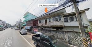 ขายบ้านสุรินทร์ : ขายบ้านเดี่ยวหัวมุม 2 ชั้น ติดถนนหลักในอำเภอเมือง จังหวัดสุรินทร์