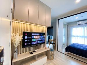 For RentCondoRama9, RCA, Petchaburi : For rent The privacy Rama 9 250 meters near Airport Link Ramkhamhaeng 250 meters price 11,500 baht