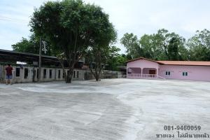 For SaleLandRayong : House with land on the road, Phe Subdistrict, Mueang District, Rayong Province