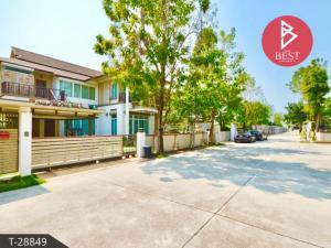 For SaleHousePattaya, Bangsaen, Chonburi : House for sale Devapura Village, Bangsaen, Chonburi