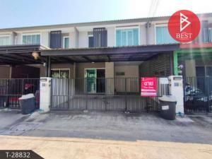 For SaleTownhouseBang Sue, Wong Sawang : 2 storey townhouse for sale, Pruksa Ville 89 Village. Ramintra - Ring Road, Bangkok