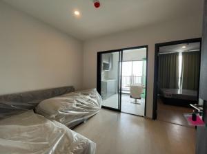 เช่าคอนโดอ่อนนุช อุดมสุข : Elio Del Nest ให้เช่า ห้องใหม่ 1 ห้องนอน ชั้นสูง เฟอร์และเครื่องใช้ไฟฟ้าครบ เพียง 12,000 บาท/เดือน