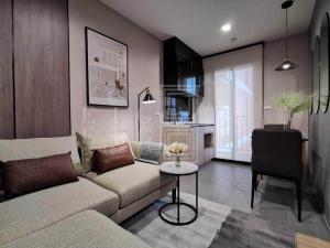 ขายคอนโดพระราม 9 เพชรบุรีตัดใหม่ : For Sale THE BASE Garden-Rama 9 (26 sqm.)