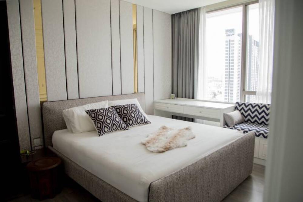 For RentCondoBang Sue, Wong Sawang : ให้เช่า 333 Riverside คอนโดริมน้ำ ติด MRT บางโพ 46.5 ตรม. 1 ห้องนอน ชั้น17 วิวเมืองสวยมากค่ะ