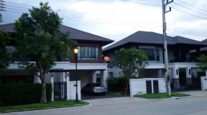 ขายบ้านเชียงใหม่-เชียงราย : ขายบ้านเดี่ยวพร้อมตกแต่ง ในโครงการเศรษฐสิริ สันทราย