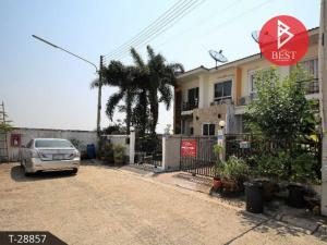 For SaleTownhouseChachoengsao : Townhouse for sale Sri Thep Thai Village 1, Bang Pakong, Chachoengsao