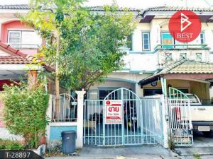 For SaleTownhouseNawamin, Ramindra : Townhouse for sale Pornpiman Ville Rangsit-Khlong 5, Pathum Thani.