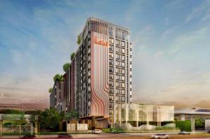For SaleCondoVipawadee, Don Mueang, Lak Si : 📢The Base Saphan Mai 🔥1 BR 27.88 sq m, 3.17 MB. Fully furnished.