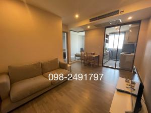 For RentCondoSiam Paragon ,Chulalongkorn,Samyan : Condo for rent, The Room Rama 4, beautiful room, fully furnished, 1 bedroom, very good price