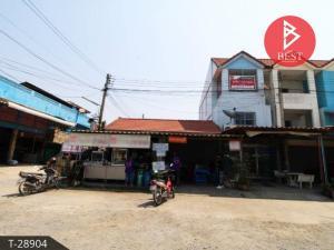 For SaleShophouseRangsit, Patumtani : Selling 3 commercial buildings and commercial buildings, good location, Trakarn Village, Khlong 7, Lam Luk Ka, Pathum Thani