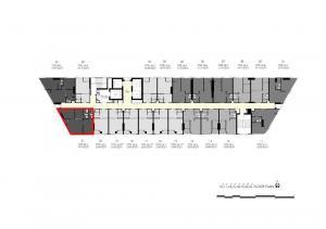 ขายคอนโดคลองเตย กล้วยน้ำไท : (เจ้าของ) ขายใบจองคอนโด The TREE สุขุมวิท-พระราม 4 ห้อง 2-bed กระจกโค้ง ราคา 6.4x ล้าน