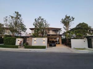 For SaleHousePinklao, Charansanitwong : SK01871 House for sale Nantawan Pinklao-Ratchapruek (Nantawan Pinklao-Rachapruek)