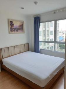 For RentCondoPattanakan, Srinakarin : For rent Lumpini Ville New Petchaburi Pattanakarn Pool view corner room