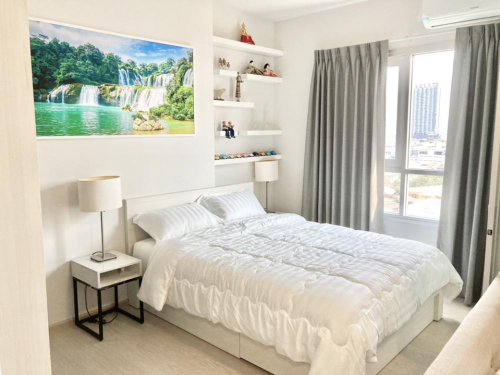 เช่าคอนโดบางซื่อ วงศ์สว่าง เตาปูน : แชปเตอร์วันบางโพ 1 ห้องนอน 1 ห้องนั่งเล่น ทิศใต้  วิวสวย ห้องสวย ต้องรีบจองเลยค่ะ มาใหม่สวยมาก รีบจองก่อนหมดค่ะ