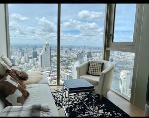 ขายคอนโดวงเวียนใหญ่ เจริญนคร : 3BR For sales (luxury Furniture)