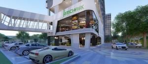 ขายคอนโดวิภาวดี ดอนเมือง หลักสี่ : ริชพาร์ค เทอมินอล พหลโยธิน 59 แบบ 1 นอน 1 น้ำ ขนาด 28.96 ตรม. ราคา 2.555 ลบ.