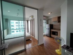 เช่าคอนโดพระราม 3 สาธุประดิษฐ์ : ให้เช่าคอนโด ลุมพินี พาร์ค ริเวอร์ไซด์ พระราม 3 ลงของใหม่ทั้งห้อง พร้อมอยู่ / 8,500 บาท