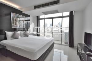 For RentCondoSukhumvit, Asoke, Thonglor : Condo for rent 1x Bedrooms (Studio) SIZE: 35 sqm FLOOR: 9rd unit for rent at The Capital Sukhumvit 30/1