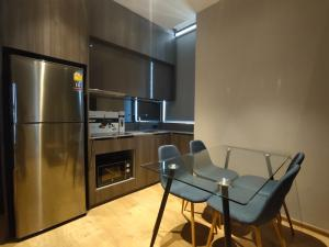 For RentCondoSukhumvit, Asoke, Thonglor : Hot Deal !! Condo for rent, The FINE Bangkok Thonglor - Ekamai, big room, very good price !! 🔥🔥