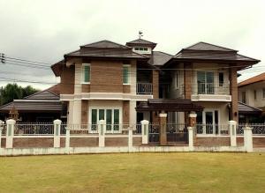 ขายบ้านตรัง : [ขาย]บ้านศรีตรัง บ้านเดี่ยว 2 ชั้นขนาดใหญ่ 142 ตรว. 5 ห้องนอน 6 ห้องน้ำ ใกล้ โลตัส และ แมคโคร