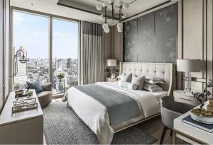 ขายคอนโดวงเวียนใหญ่ เจริญนคร : ขายคอนโด The Residences Mandarin Oriental ขนาด  151.71 Sq.m 2 bed 2 bath ราคาเพียง 71.25 MB เท่านั้น!!!!