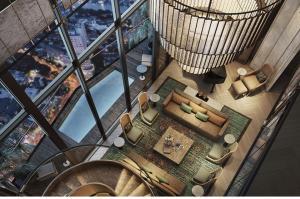 ขายคอนโดวงเวียนใหญ่ เจริญนคร : ขายคอนโด The Residences Mandarin Oriental ขนาด  223.98 Sq.m 3 bed 3 bath ราคาเพียง 100.32 MB เท่านั้น!!!!