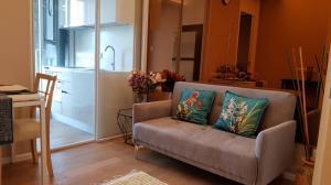 เช่าคอนโดลาดพร้าว เซ็นทรัลลาดพร้าว : ให้เช่าห้องสวย The Saint Residences 1 ห้องนอน 1 ห้องน้ำ  เฟอร์ครบ พร้อมอยู่ 15,000/เดือน