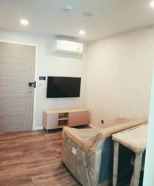 เช่าคอนโดรัชดา ห้วยขวาง : ให้เช่า New condo style resort /Facility more than 30 /Near MRT  เฟอร์ฯครบใหม่มาก พร้อมเข้าอยู่