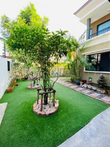 For SaleHouseSamrong, Samut Prakan : House for sale, Villa Arcadia Srinakarin, Bang Kaeo , Bang Phli , Samut Prakan.