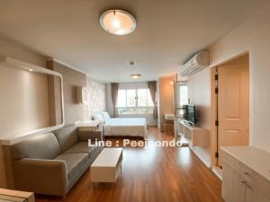 For RentCondoSathorn, Narathiwat : 🔥🔥 Very good value for rent Condo Lumpini Residence Sathorn 🏢 accommodation in the heart of the city Sathorn area Room decorated in modern style. With complete equipment