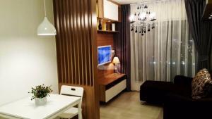 For RentCondoRattanathibet, Sanambinna : Condo for rent, Aspire Rattanathibet 2 bedrooms available, ready to move in, cheap.