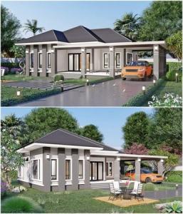 ขายบ้านลพบุรี : ด่วน เปิดจองบ้านใหม่โครงการ 2 บ้านขวัญเมือง อำเภอเมือง จังหวัดลพบุรี