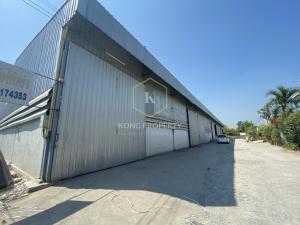 เช่าโกดังแจ้งวัฒนะ เมืองทอง : ให้เช่า โกดัง/โรงงาน 180 ตร.ม. อ.ปากเกร็ด จ.นนทบุรี ใกล้เมืองทองธานี  Warehouse / factory for rent, 180 sq m, Pakkred District, Nonthaburi, near Muang Thong Thani