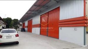 For RentWarehouseRangsit, Patumtani : Warehouse / factory for rent, 180 square meters, Lam Luk Ka District, Pathum Thani Province