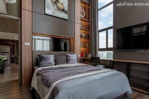 ขายคอนโดวงเวียนใหญ่ เจริญนคร : ราคาถูกเกินต้าน! คอนโด ideo sathorn สาทร วงเวียนใหญ่ 2 bed hybrid (3 ห้องนอน) 83 ตร.ม ราคา 9.9 ลบ ชั้นสูง 28 ดีที่สุดในตึก