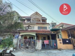 For SaleTownhouseBang Sue, Wong Sawang : 3 storey townhouse for sale, Phatchrat Khubon Village, 27 Bangkok