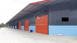 เช่าโกดังแจ้งวัฒนะ เมืองทอง : ให้เช่า โกดัง/โรงงาน 250 ตร.ม.  อ.ปากเกร็ด จ.นนทบุรี Warehouse / factory for rent, 250 sq m, Pakkred District, Nonthaburi